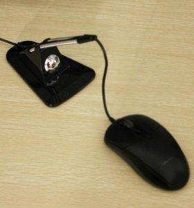 фиксатор провода мыши