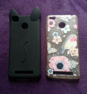 Чехлы на Xiaomi Redmi 3s