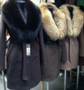 Пальто зимнее арт070