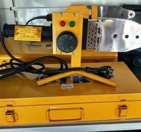 Аппарат для сварки полипропиленовых труб СТК-007А