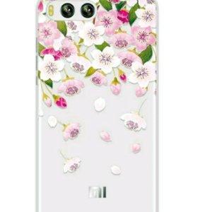 Чехол футляр для Xiaomi Mi6