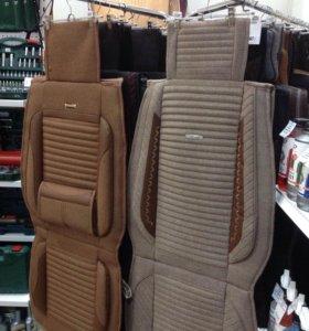 Чехлы и накидки на сиденья автомобиля