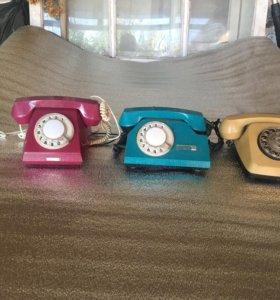 Телефоны советских времен