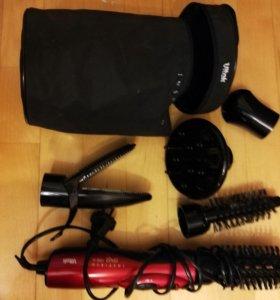 Фен, набор для укладки волос. Vitek