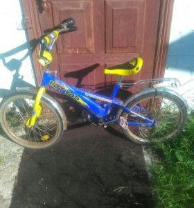 Велосипед детский Hot Rod