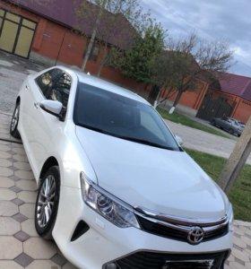 Toyota Camry, 2016