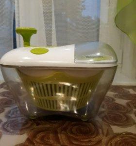 Терка, сушилка для зелени