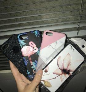 Чехлы на iPhone 7, 8