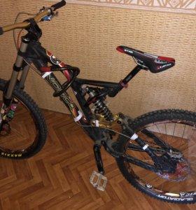 Велосипед NORCO Atomic двухподвес.