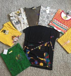 Платья, футболки, туники