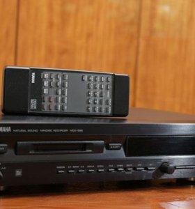 Yamaha minidisc recorder MDX-596