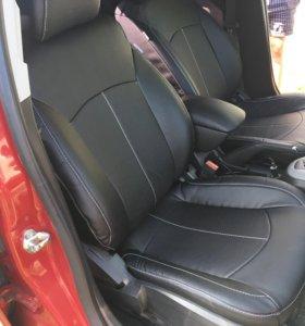 Модельные чехлы для автомобилей Chevrolet/Шевроле