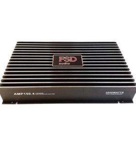 FSD audio AMP 150.4