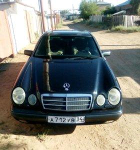 Mercedes-Benz E-Класс, 1997
