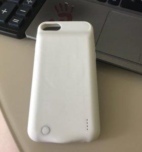 Чехол аккумулятор iPhone6,6S, 7,8 2800mAh