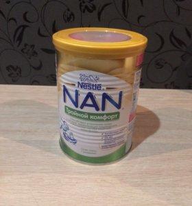 Смесь NAN тройной комфорт (400 гр)