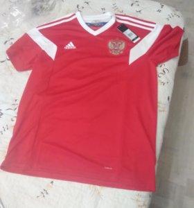 Игровая футболка Сборной России ADIDAS