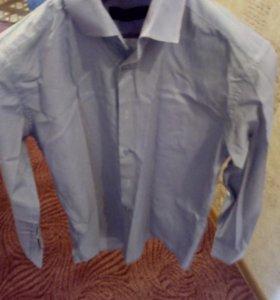 Школьная детская рубашка