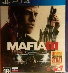 Мафия 3 на PS4