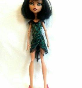 Кукла монстр хай. Клео де Нил.