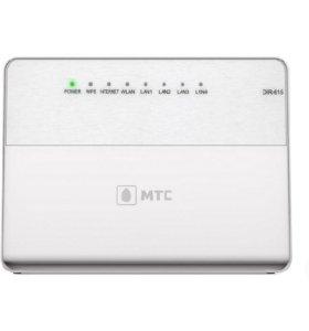 WiFi-роутер dir-615 (мтс)