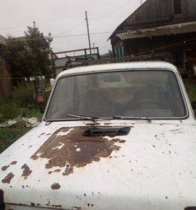 ВАЗ (Lada) 4x4, 1991