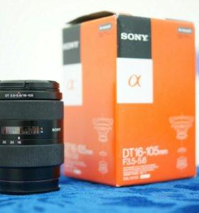 Sony dt 16-105