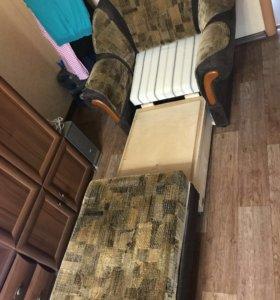 Кресло кровать.