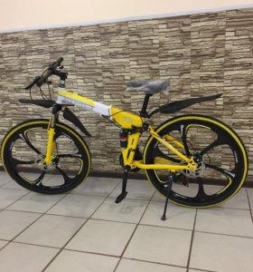 Велосипед складной 26'' (новый)