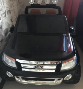 Электромобиль двухместный Ford Ranger