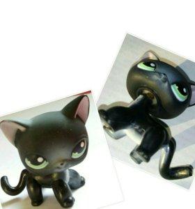 Littlest pet shop черный кот #336 ОРИГИНАЛ