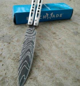 Нож бабочка Benchmade
