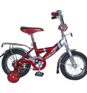 """Детский велосипед """"БАЙКАЛ"""""""
