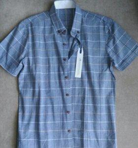 Рубашка мужская новая 48-50