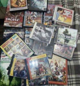Игры для ПК и фильмы