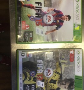 FIFA 15, 17