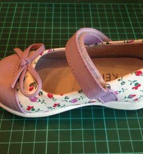 Туфли детские kenka размер 22