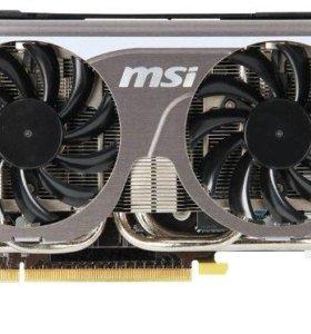 MSI GeForce GTX 560 Ti Видеокарта