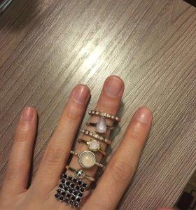 Кольца 16 размера