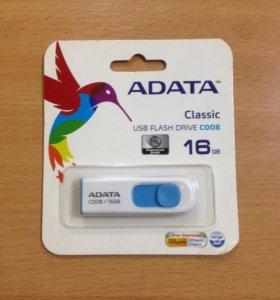 USB флэшка, 16Gb, Новая