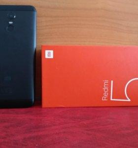Xiaomi Redmi 5 plus 4/64 новый, кирпич на запчасти