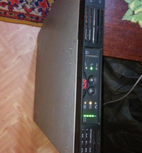 ИБП APC Smart-UPS 1000VA USB Serial RM 1U 230V