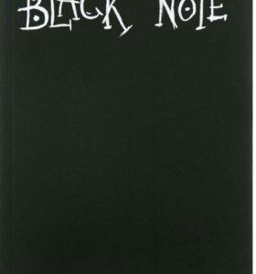 "Скетчбук ""Dark Note"""