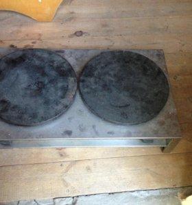 Продаётся профессиональная блинная печь цена 15000