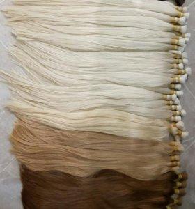 Натуральные волосы