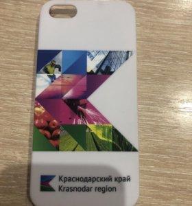 Чехол на 5s Iphone