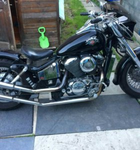 Honda shadow nv vt nv400 vt400