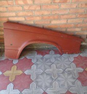 Продам переднее правое крыло от 940 вольвы 1992