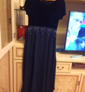 Нарядное вечернее платье, р-р 42-44