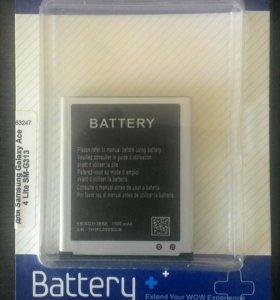 Аккумулятор для смарфона Samsung